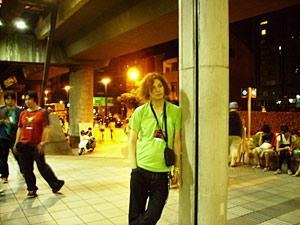 YOW-ROW@士林駅