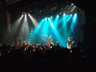 GARI 1/27@渋谷O-WEST