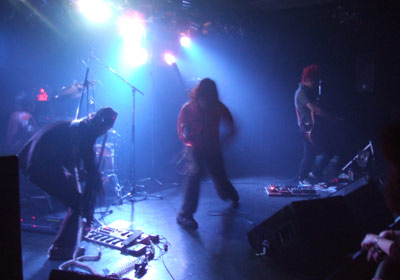GARI 2/23@渋谷O-CREST